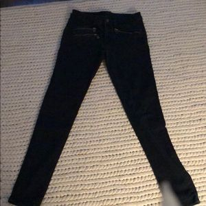 Car mar ( LF) jeans Dark blue